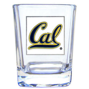 College 2 oz Glass - Cal Berkeley