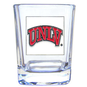 College 2 oz Glass - UNLV Rebels