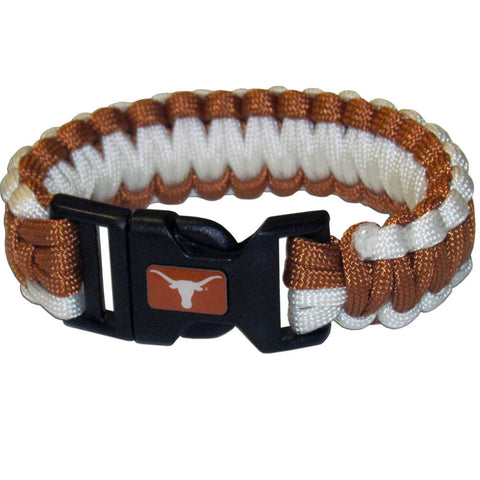 Texas Longhorns Survivor Bracelet