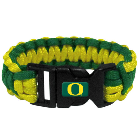 Oregon Ducks Survivor Bracelet