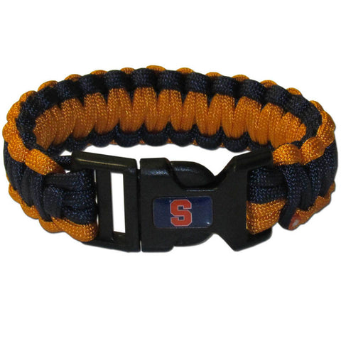 Syracuse Orange Survivor Bracelet