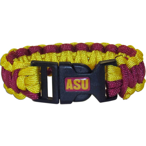 Arizona St. Sun Devils Survivor Bracelet
