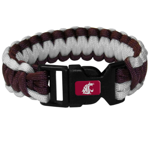 Washington St. Cougars Survivor Bracelet