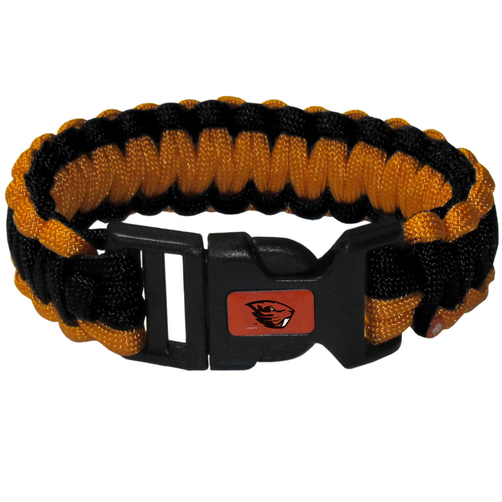 Oregon St. Beavers Survivor Bracelet