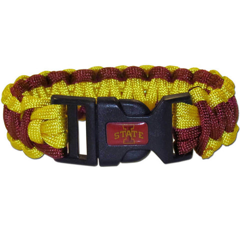 Iowa St. Cyclones Survivor Bracelet