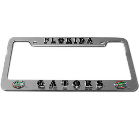 Florida Gators Deluxe Tag Frame