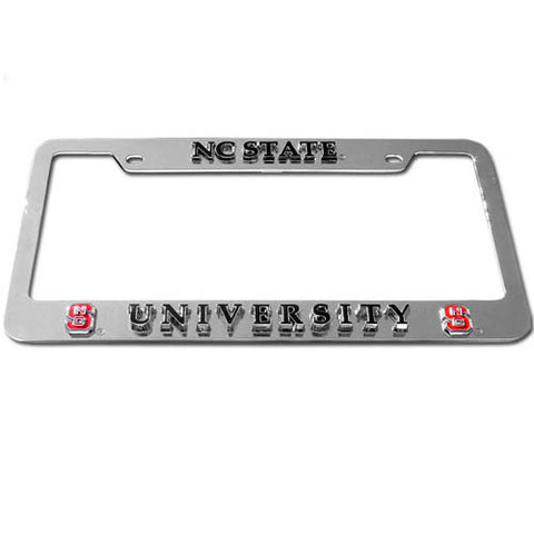 N. Carolina St. Wolfpack Deluxe Tag Frame