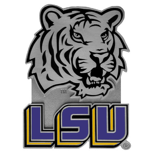 LSU Tigers Hitch Cover Class III Wire Plugs