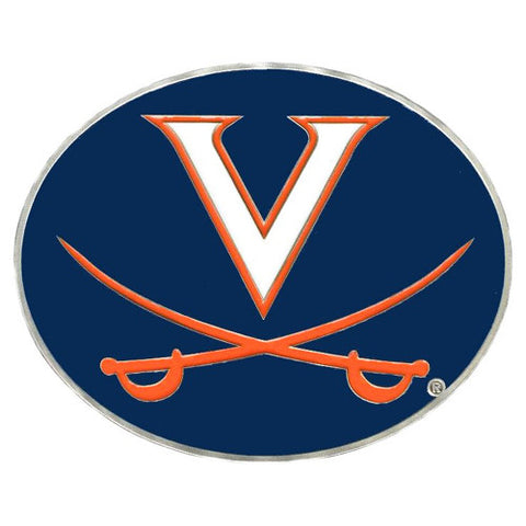 Virginia Cavaliers Hitch Cover Class III Wire Plugs