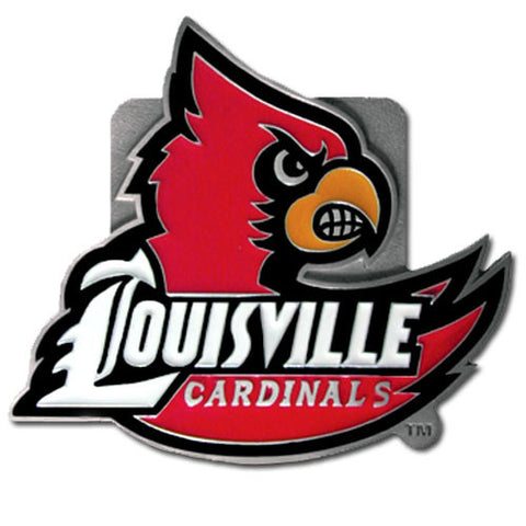Louisville Cardinals Hitch Cover Class III Wire Plugs
