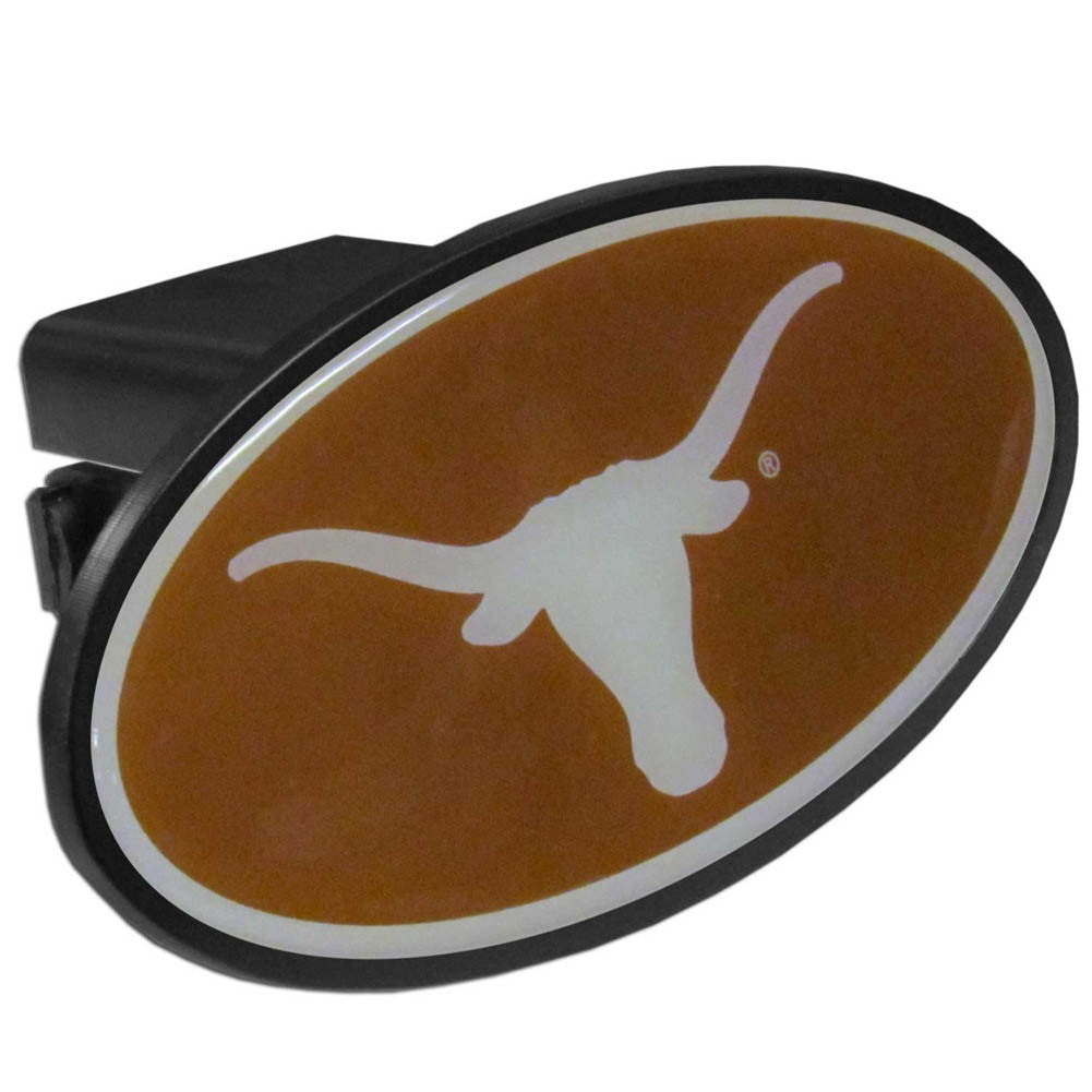 Texas Longhorns  Plastic Hitch Cover Class III