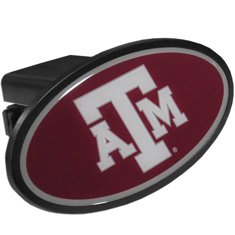 Texas A & M Aggies  Plastic Hitch Cover Class III