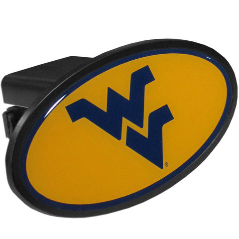 W. Virginia Mountaineers  Plastic Hitch Cover Class III