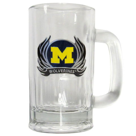Michigan Wolverines 16 oz Tankard
