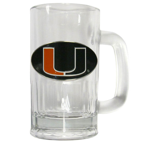 Miami Hurricanes 12 oz Tankard