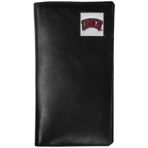 UNLV Rebels Leather Tall Wallet