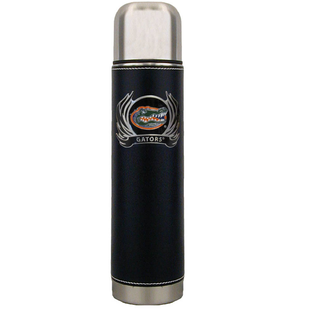 Florida Gators Thermos with Flame Emblem