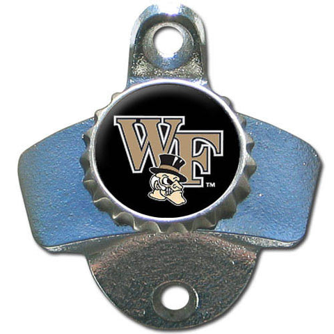 Wake Forest Demon Deacons Wall Mounted Bottle Opener