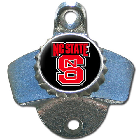 N. Carolina St. Wolfpack Wall Mounted Bottle Opener