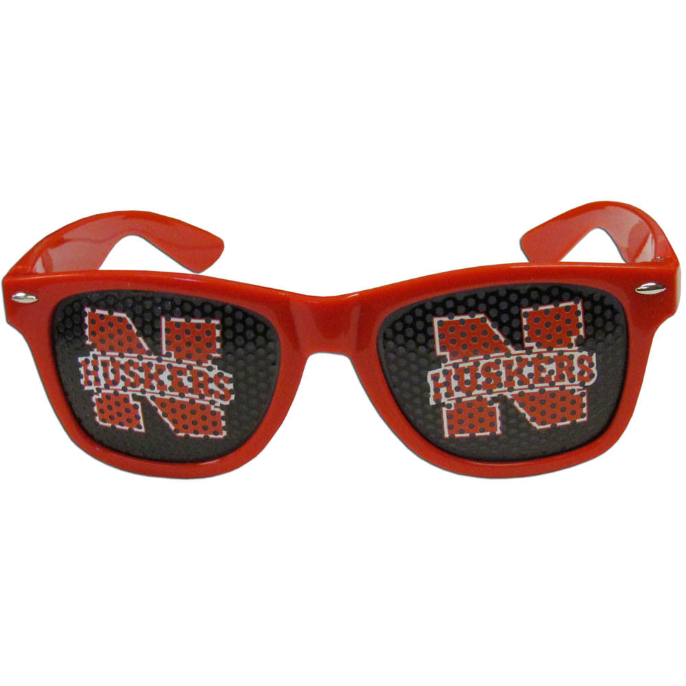 Nebraska Cornhuskers Game Day Shades