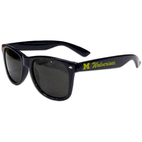 Michigan Wolverines Beachfarer Sunglasses