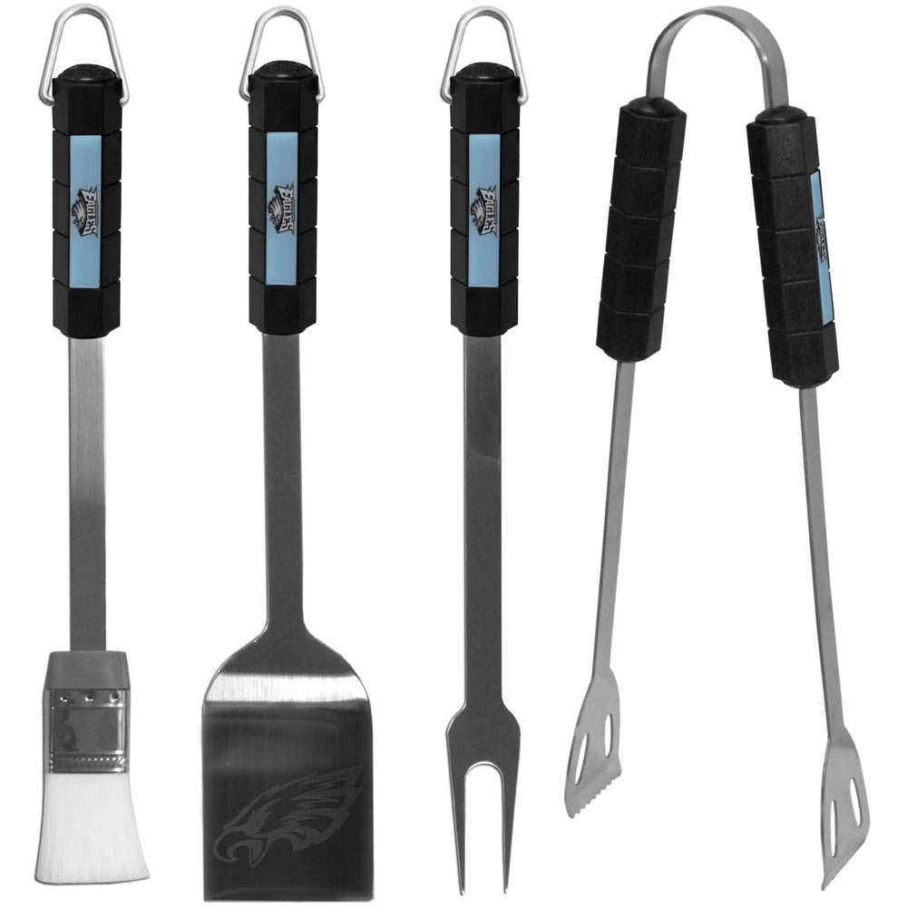 Philadelphia Eagles 4 pc BBQ Set