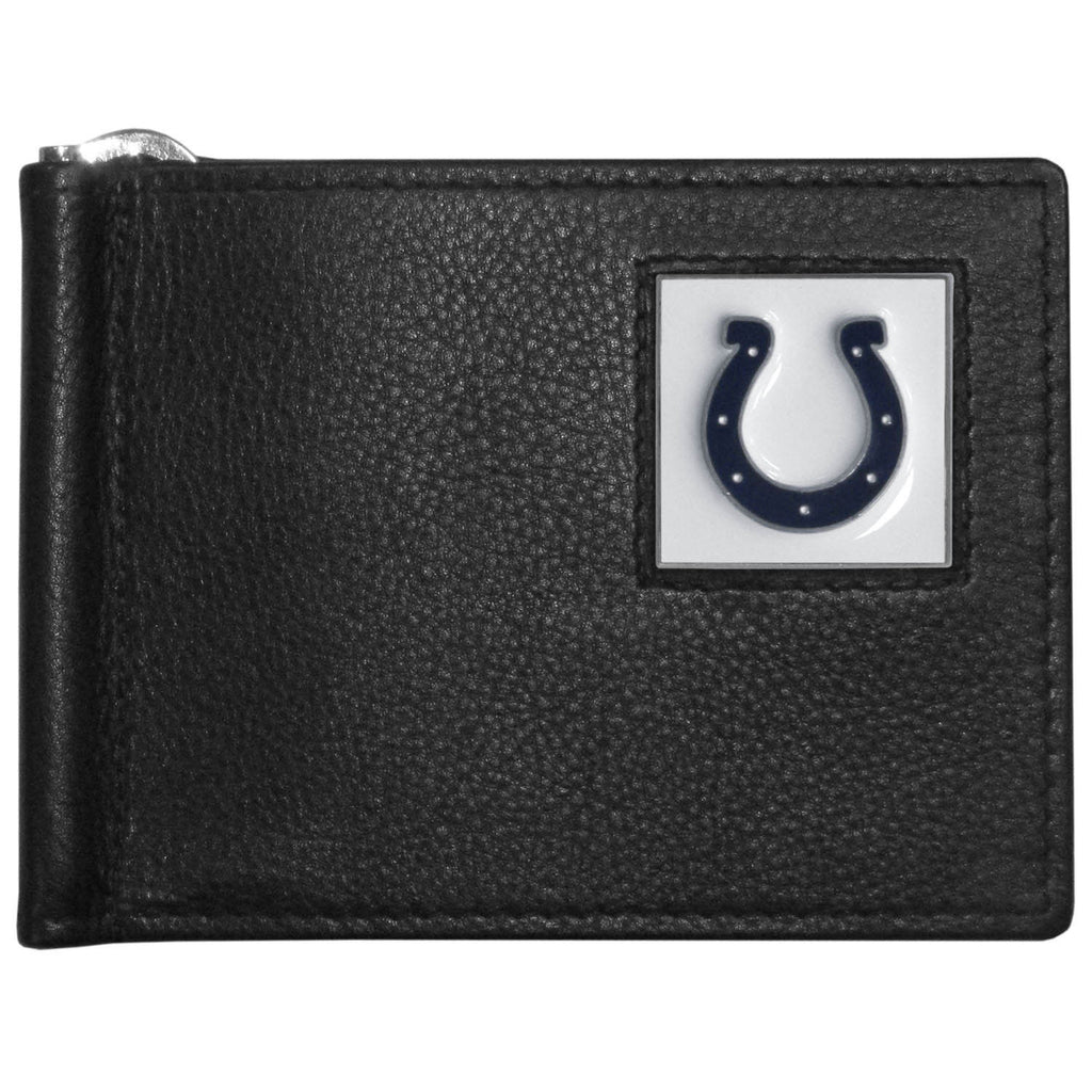 Indianapolis Colts Leather Bill Clip Wallet