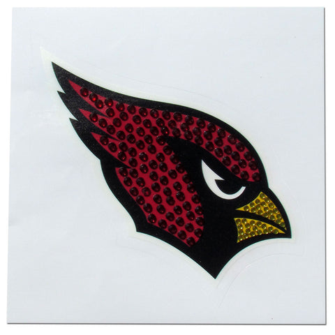 Arizona Cardinals Vinyl Bling Decal