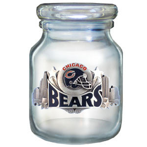 NFL Candy Jar - Chicago Bears