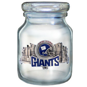 NFL Candy Jar - New York Giants