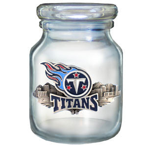 NFL Candy Jar - Tennessee Titans