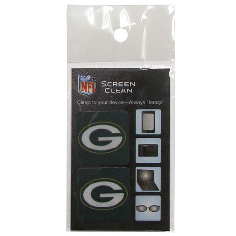 Packers Screen Cleaner