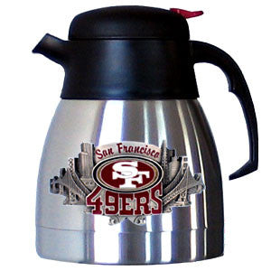 NFL Coffee Carafe - San Francisco 49ers