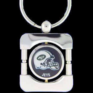 New York Jets NFL Keychain