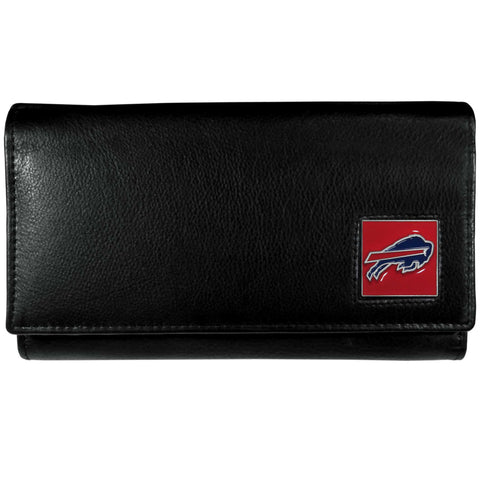 Buffalo Bills Leather Women's Wallet