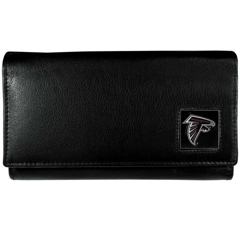 Atlanta Falcons Leather Women's Wallet