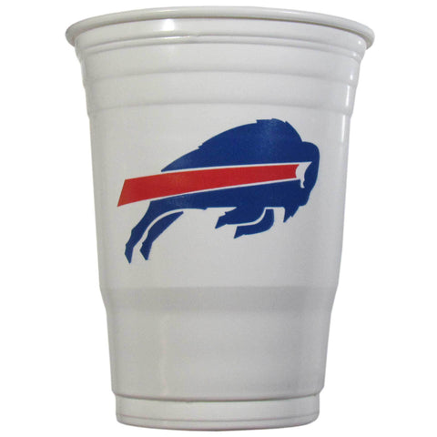 Buffalo Bills Plastic Game Day Cups