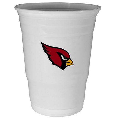 Arizona Cardinals Plastic Game Day Cups