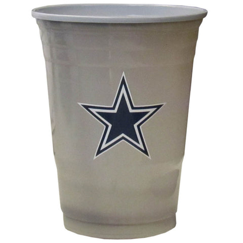 Dallas Cowboys Plastic Game Day Cups
