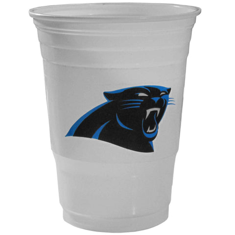 Carolina Panthers Plastic Game Day Cups