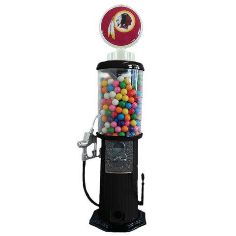 Redskins NFL Gumball Machine