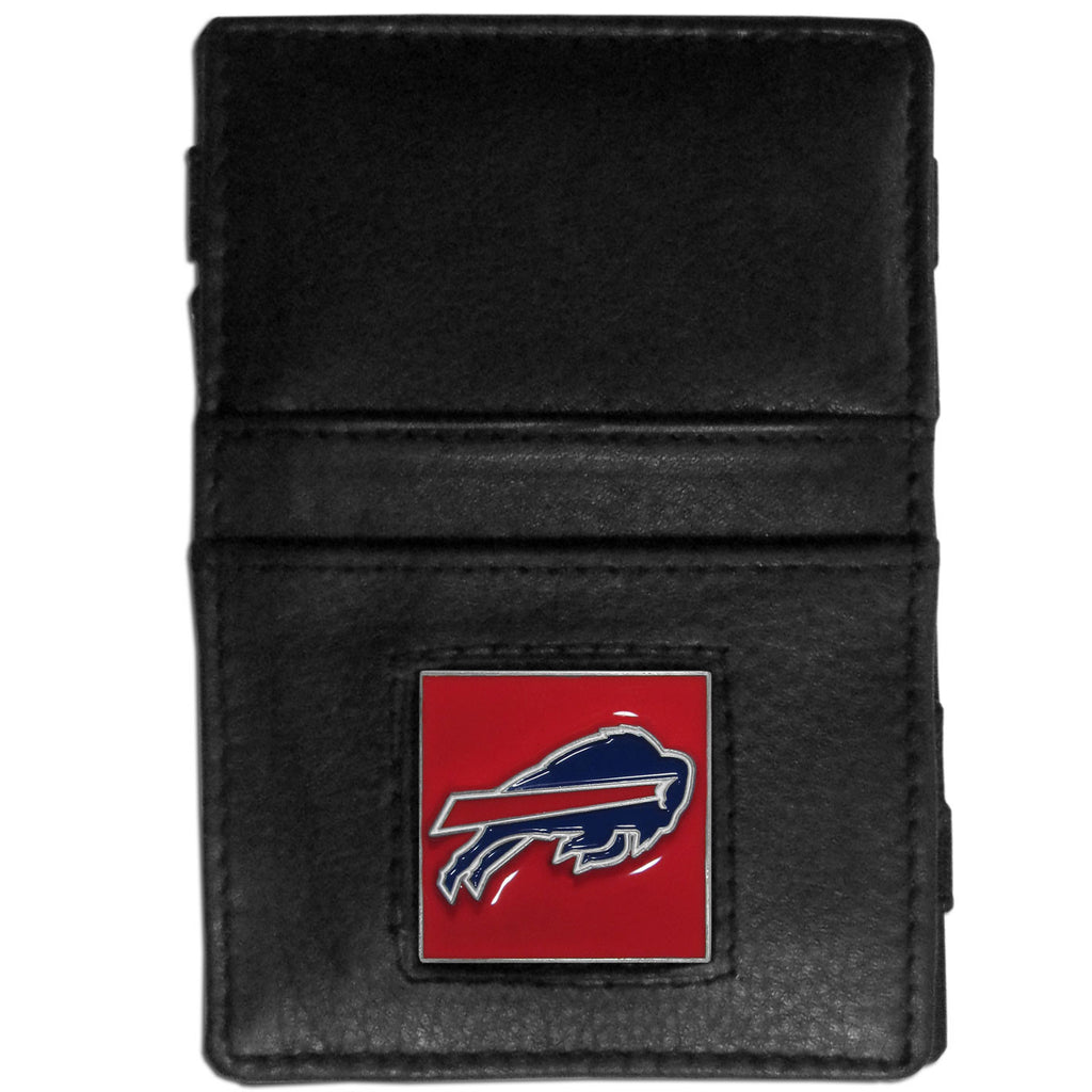 Buffalo Bills Leather Jacob's Ladder Wallet