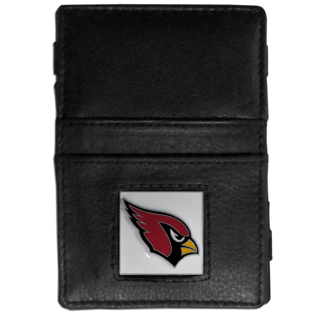 Arizona Cardinals Leather Jacob's Ladder Wallet