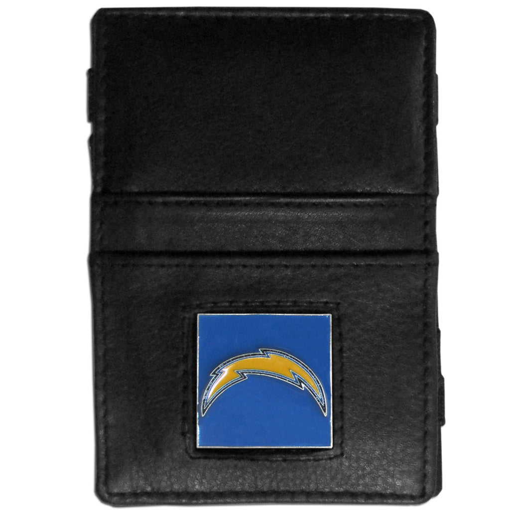 San Diego Chargers Leather Jacob's Ladder Wallet