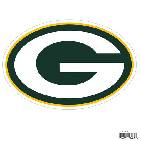 Green Bay Packers 8 inch Logo Magnets