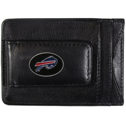 Buffalo Bills Leather Cash & Cardholder