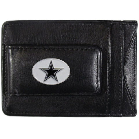 Dallas Cowboys Leather Cash & Cardholder