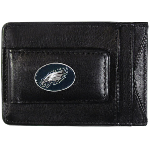 Philadelphia Eagles Leather Cash & Cardholder