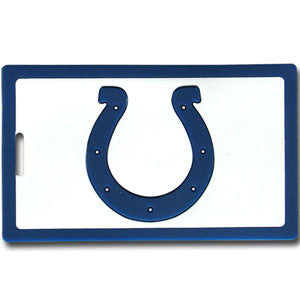 NFL Luggage Tag - Indianapolis Colts