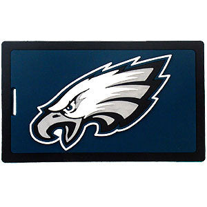 NFL Luggage Tag - Philadelphia Eagles